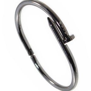 Black Nail Bracelet
